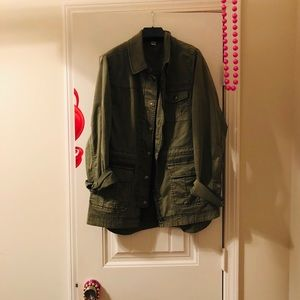 Marrakech Anthropologie anorak jacket